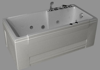 Bath Tops with full sets and mixers