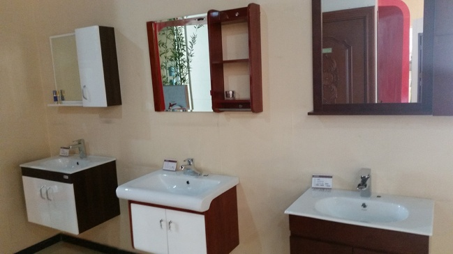 Bathroom cabinet Washbasin